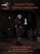 Control Freak - Spirited Resistance