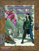 The Telekinetic's Handbook PDF/Hero Lab Combo [BUNDLE]