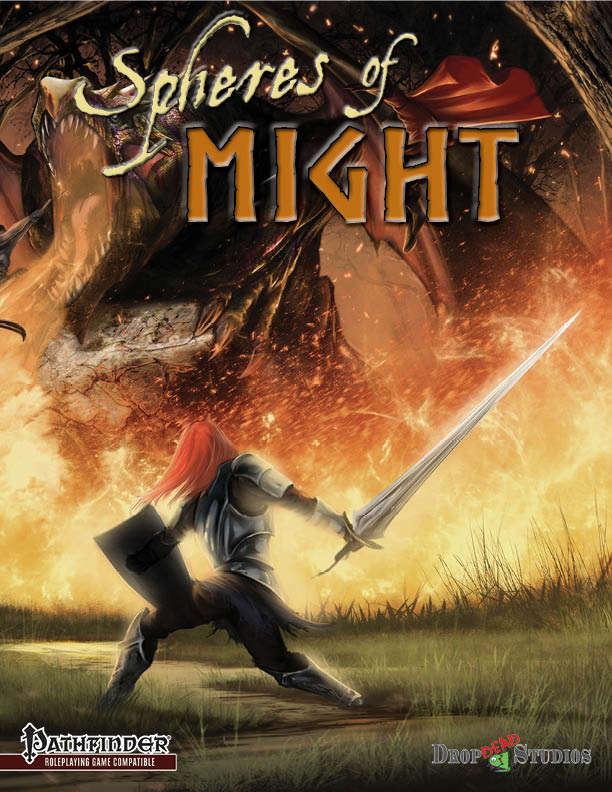 Spheres of Might: Hero Lab Files - Drop Dead Studios   DriveThruRPG com