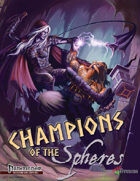Champions of the Spheres PDF/Hero Lab Files [BUNDLE]