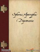 Spheres Apocrypha: Dipsomania
