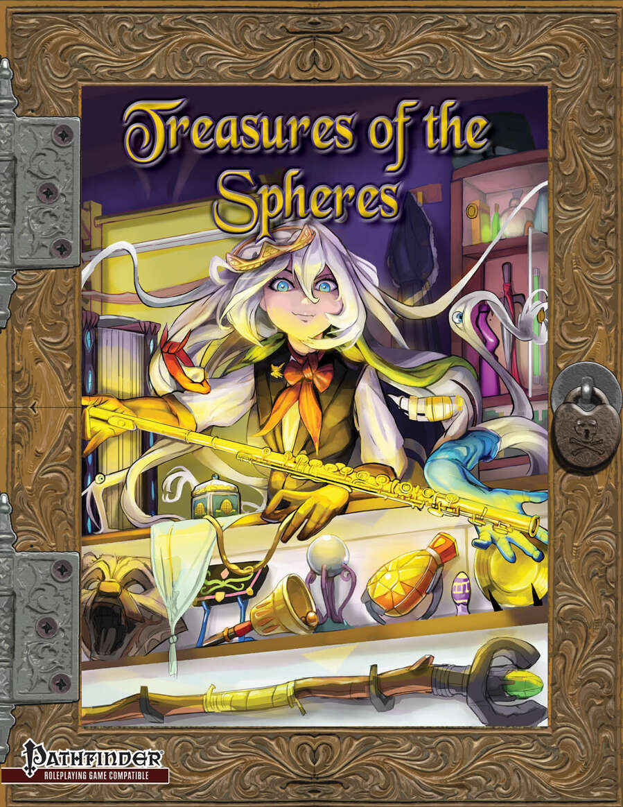 Treasures of the Spheres