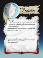 Ultimate Spheres Cards: Protection