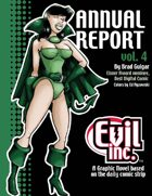 Evil Inc: Annual Report, Vol. 4