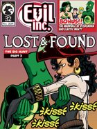 Evil Inc Monthly: Lost & Found (Nov. 2014)