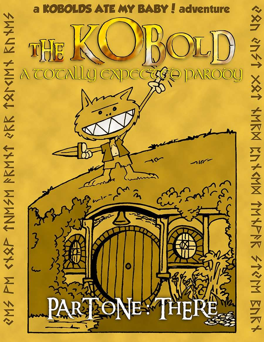 The Kobold: A Totally Expected Parody