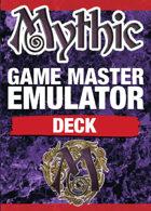 Mythic Game Master Emulator Deck