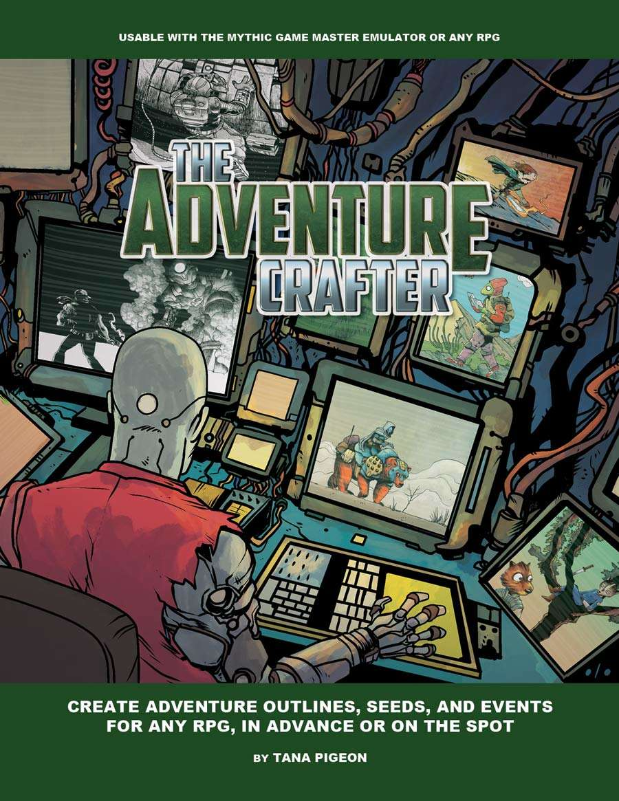The Adventure Crafter