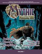 Mythic Magazine Volume 1