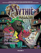 Mythic Magazine Volume 4