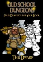 Your drawings for you book : THE DWARF
