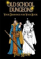 Your drawings for you book : MAGE