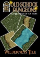Old School Dungeons : Wilderness Tile