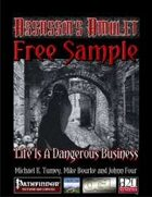 Assassin\'s Amulet - Free Sample