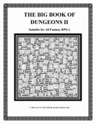 The Big Book of Dungeons II