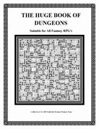 The Huge Book of Dungeons