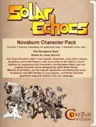 Novaburn Character Pack