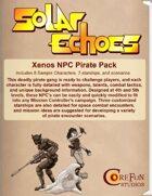 FREE Xenos NPC Pirate Pack