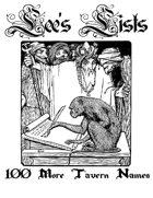 100 More Tavern Names