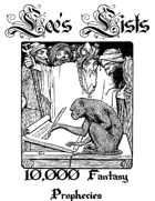 10,000 Fantasy Prophecies