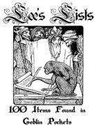 100 Items Found in Goblin Pockets