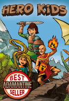 Hero Kids - Fantasy Expansion - Hero Cards II