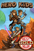 Hero Kids - Space Adventure - Secret of the Crystal Cave