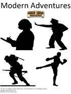 Modern Adventures - Hero Kids Compatible