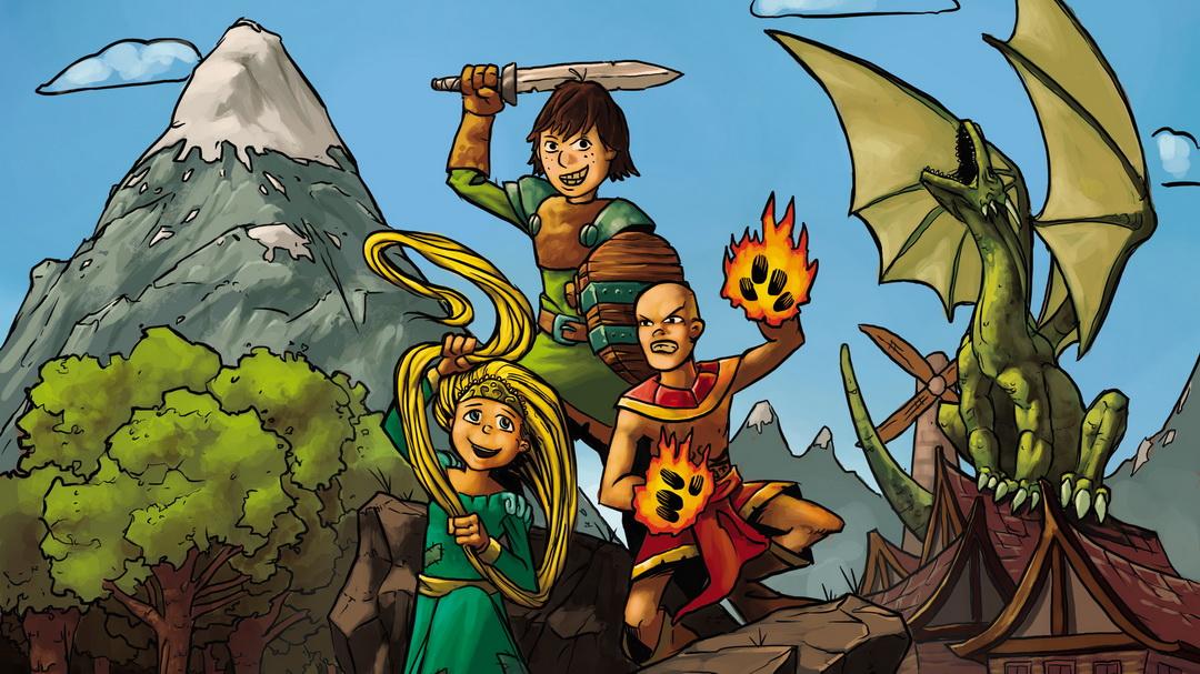 Hero Kids Cover