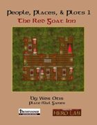 People Places & Plots 1: The Red Goat Inn