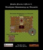 People Places & Plots 2: Wandfire University of Wizards