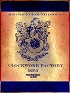 Pro RPG Audio: Clockwork Factory