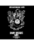 Pro RPG Audio: Dark Woods