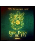 Pro RPG Audio: Dark Realm of the Fey