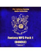 Fantasy MP3 Pack 1 [BUNDLE]