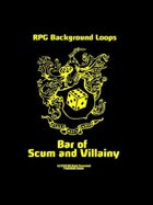 Pro RPG Audio: Bar of Scum and Villainy