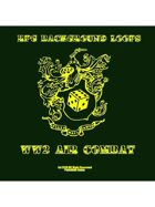 Pro RPG Audio: WW2 Air Combat