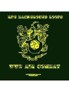 Pro RPG Audio: WW2 Air Combat