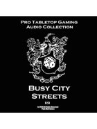Pro RPG Audio: Busy City Street