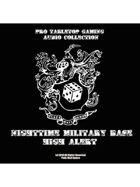 Pro RPG Audio: Nighttime Military Base: High Alert