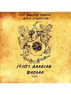 Pro RPG Audio: 1930's Arabian Bazaar