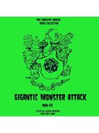 Pro RPG Audio: Gigantic Monster Attack