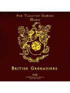 Pro RPG Music: British Grenadiers