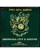 Pro RPG Audio: Medieval City 3 Winter