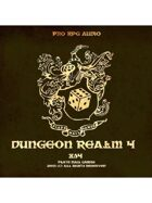 Pro RPG Audio: Dungeon Realm 4