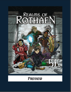 Realms of Rothaen 5E Setting Preview