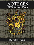 Rothaen RPG Audio Pack [BUNDLE]
