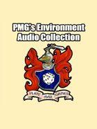 PMG's Environment Audio Collection [BUNDLE]