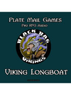 Black Bag Vikings: Viking Longboat
