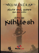 Numenera Audio: City of Nihliesh